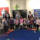 St. Brendan / St. Ann's PreK classes celebrate Halloween by being the colors of the rainbow photo album thumbnail 1